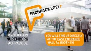 Papier Sprick auf der FACHPACK 2021